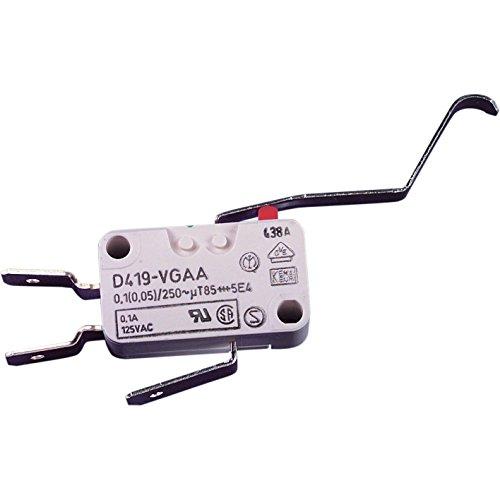 Bosch 00027380 Micro-interrupteur 9 x 7 x 7 cm