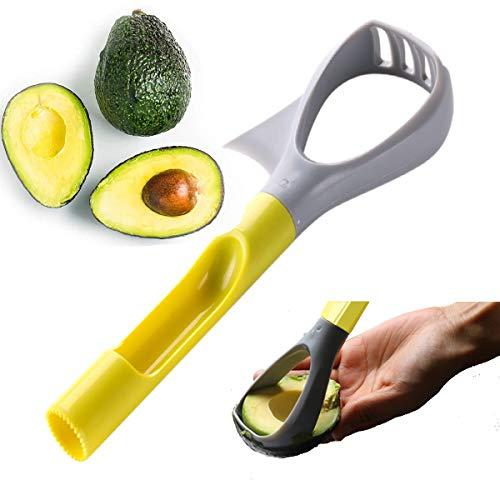 CTYES 5-in-1 Avocado Slicer avocado masher Multifunctional Avocado tool Fruit Splitter