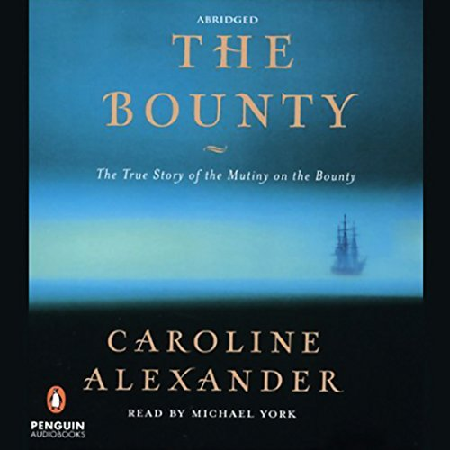 The Bounty audiobook cover art