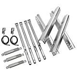 Uniflasy Grill Parts Kit for Charbroil Advantage Series 4 Burner 463240015, 463240115, 463343015,...