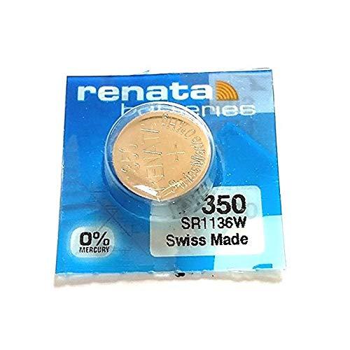 10 x Renata 350 al litio a bottone batteria SR1 136 Watt