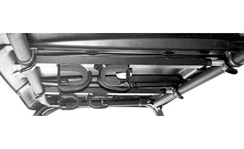 Great Day Quick-Draw Overhead Gun Rack - UTV's with 23'-28' Rollbar Depth (QD850-OGR)