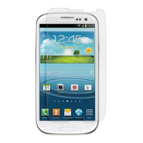 kwmobile Folie matt kompatibel mit Samsung Galaxy S3 / S3 Neo - Bildschirmschutzfolie Schutzfolie - Bildschirmschutz Bildschirmfolie entspiegelt