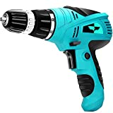 Included Components : 10mm Drill cum Screwdriver Screw gun Item Weight: 0.980 Gram Item Dimensions: 24 x 7 x 23 cm Special Feature : Torque adjustment option for proper screw tightening and drilling Forwarded and reversed at a speed It helps to perfo...