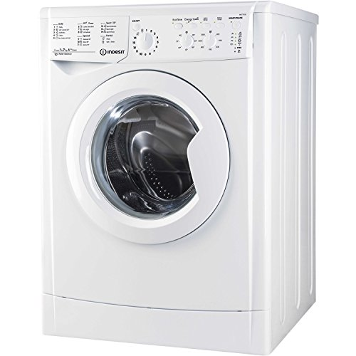 INDESIT IWC71252E EcoTime 7kg 1200rpm Freestanding Washing Machine - White
