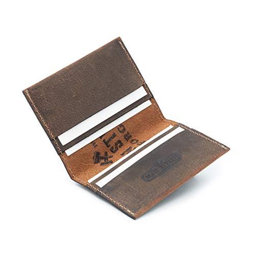 Premium Full Grain Leather Business…