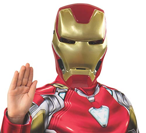 Máscara Iron Man Niño  marca Rubie's