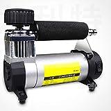 FAINT Auto Luftpumpe 12 V Einzylinder Auto Luftpumpe Tragbare Einknopfschalter Luftpumpe Für...