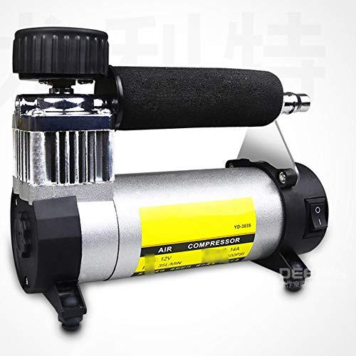 FAINT Auto Luftpumpe 12 V Einzylinder Auto Luftpumpe Tragbare Einknopfschalter Luftpumpe Für Zuhause