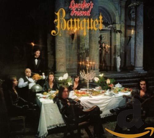 Lucifer'S Friend: Banquet (Audio CD (Re-Issue))