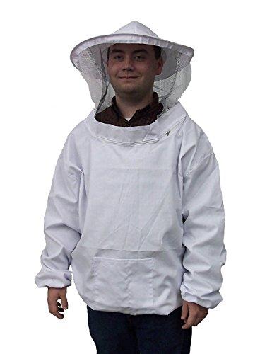 Lookout professionnelle Apiculture Jacket Voile équipement de protection