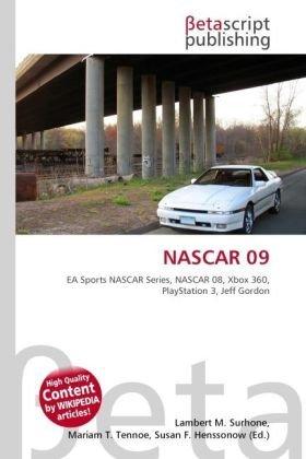 NASCAR 09: EA Sports NASCAR Series, NASCAR 08, Xbox 360, PlayStation 3, Jeff Gordon