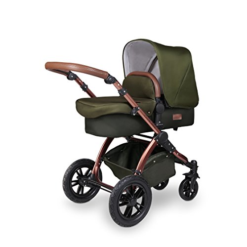 Ickle Bubba Stomp V4 iSize Special Edition Baby Travel...