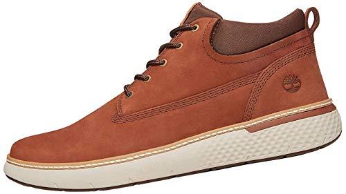 Timberland CROSSMARK PT CHKA NVY halfhoge schoenen in grote maten blauw TB0A1Z8B0191 grote herenschoenen