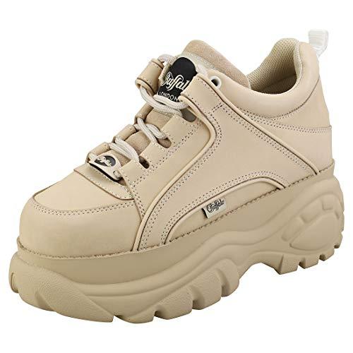 Buffalo 1339-14 2.0 Damen Sneaker, Neutral, 40 EU