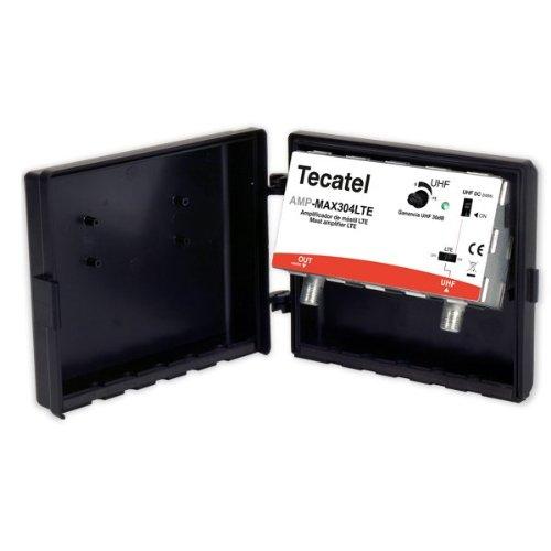 Amplificador de mástil Tecatel Máx 30dB, UHF LTE