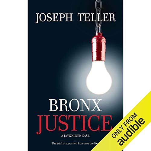 Bronx Justice audiobook cover art