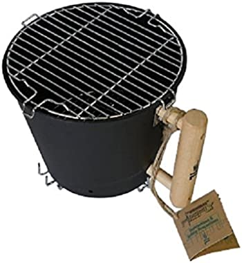 "Firefly 9"" Compact Portable Charcoal Grill"