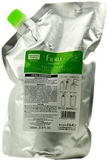 Milbon Fierli Shampoo 33.8 oz with Refill Bottle