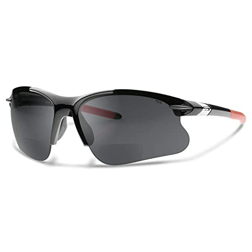 ee20a2db79e NEW REDESIGNED Dual SL2 ProX Polarized Sports Bifocal Reading Sunglasses