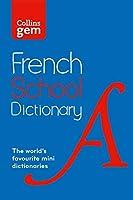 Collins School - Collins Gem French School Dictionary