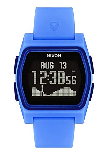 Nixon Rival Tide Powder Blue Women's Surf Watch with...