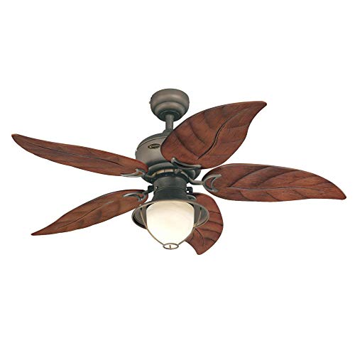 Westinghouse Lighting 7236200 Oasis Indoor Ceiling Fan with...