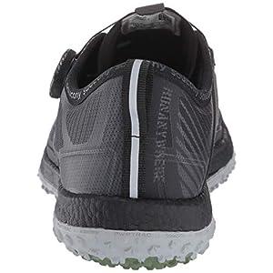 Saucony Men's Switchback ISO Trail Running Shoe, Black/Grey, 11