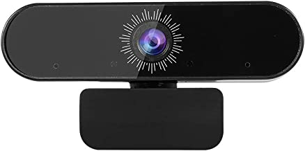 1080P 2MP Wide-angle Webcam, USB Plug & Play Noise,Microfone de redução,para mesa de trabalho para laptops