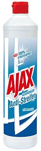 Ajax Glasreiniger Anti-Streifen, mit Ammoniak - 750ml - 2x