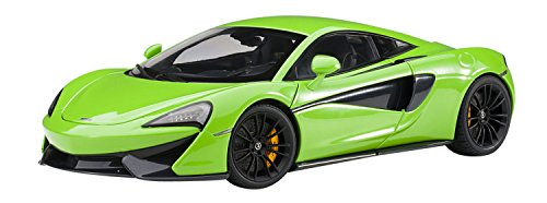 AUTOart-Mclaren-570S/ Voiture Miniature de Collection, 76042, Vert Mantis