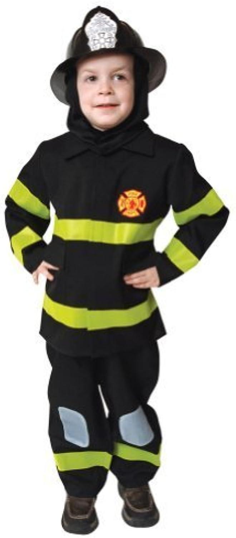 Fire Fighter No Hat Md 8 To 10 Costume Item by Dress Up America B01A9Q8ALK Schön und charmant  | Das hochwertigste Material