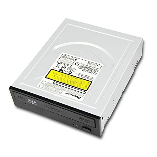 Computer 15X 3D Blu-ray Brenner Ersatz, für Pioneer BDR-208 BDR-208DBK, Super Multi Doppelschicht BD-R BD-RE 50 GB Disc 16X DVD ± R / RW DL DVD-RAM 40X CD-R Writer PC Internes SATA Optisches Laufwerk