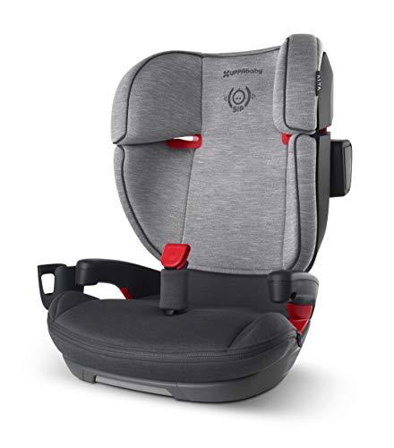 UPPAbaby ALTA Booster Seat, Morgan (Charcoal Melange)