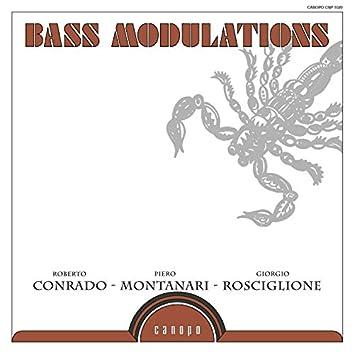 Bass Modulations