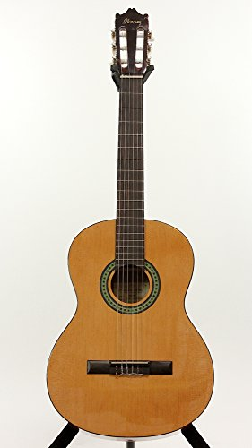 Ibanez 6 String Classical Guitar, Right, Natural (GA3)