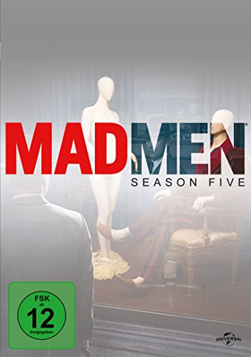 Mad Men - Season 5 [4 DVDs]