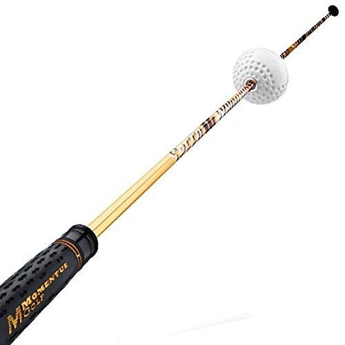 Momentus Men's Speed Whoosh Golf Swing Trainer