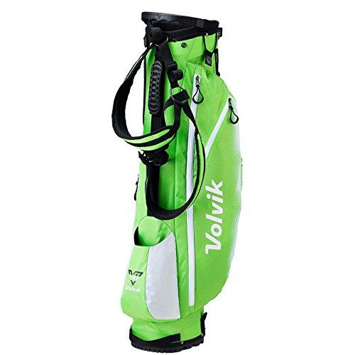 Volvik Vv300003 Borsa da Golf Unisex, per Adulti, Colore: Lime, Taglia Unica
