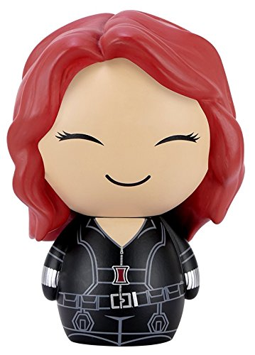 Funko - Dorbz - Cap America 3 - Black Widow