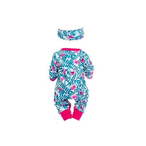Baby Doll Clothes Zipper Madagascar Rosy Pervinca Bambino del Modello Maniche Lunghe Doll Outfits Tute con Fasce Multi Function Bambola Accessori per Bambini Primi Formazione Gioca