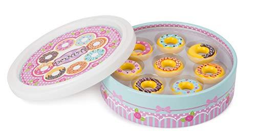 small foot Donuts met geschenkdoos