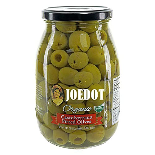 JOEDOT Organic New arrival Castlevetrano Olives Oz Sales 34.4
