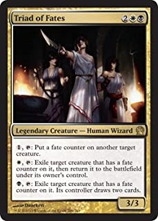 Magic: the Gathering - Triad of Fates (206/249) - Theros