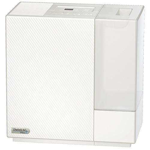 ダイニチ (Dainichi) 加湿器 ハイブリッド式(木造和室12畳まで/プレハブ洋室19畳まで) RXシリーズ クリスタルホワイト HD-RX719-W