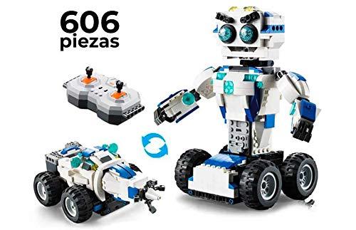 Robot télécommandé compatible avec les pièces LEGO