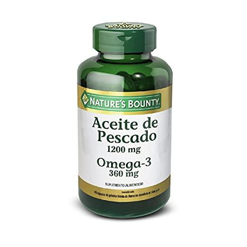 Omega 3 Fish Oil 1200mg (120 Sgels) Natures Bounty