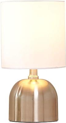Amazon.com: Jonathan y jyl1032 a lámpara de mesa, Gris ...