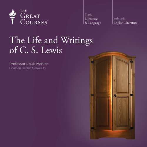 Page de couverture de The Life and Writings of C. S. Lewis