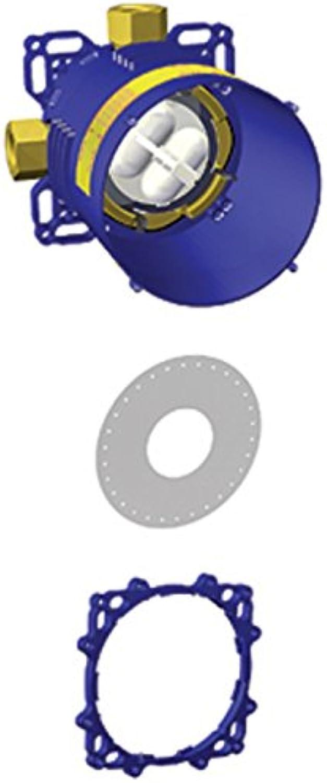Universal UP-Krper cosima Weiß o. Absp. f.Einh.UP-Bade- Brauseb. Therm. Einbautiefe 73 - 98 mm